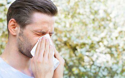 L'al·lèrgia: símptomes i tractaments